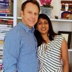 Erik and Sunita