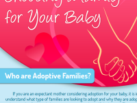 How to Choose an Adoptive Family for your Baby [Infographic]