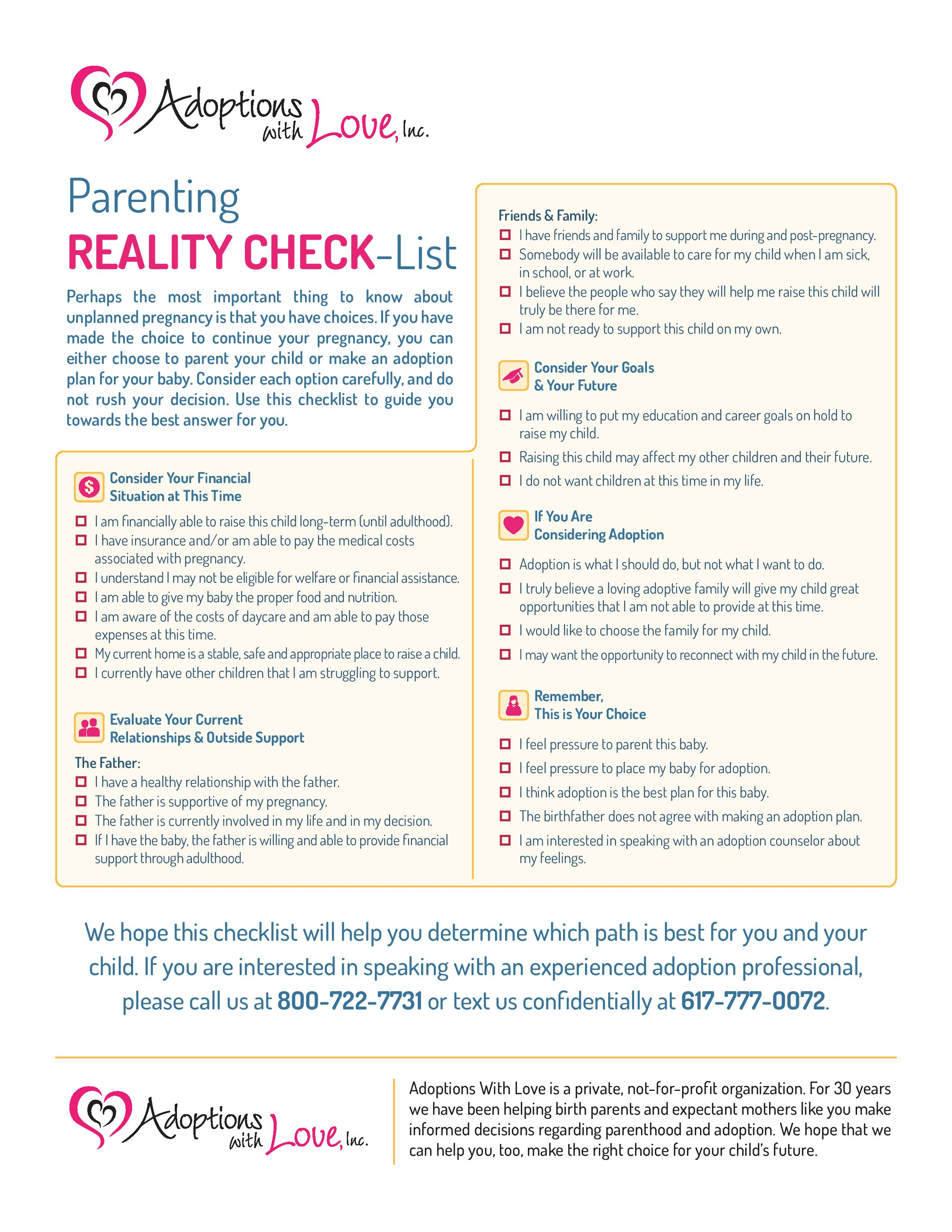 Final Reality Checklist- JPG