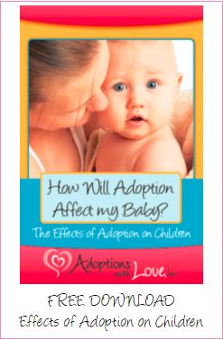 effects of adoption on children