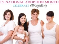 This National Adoption Month, We're Celebrating You