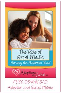 adoption and social media