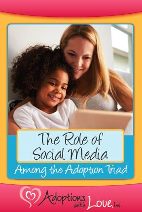 social media and adoption