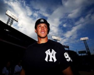 aaron judge adoption story