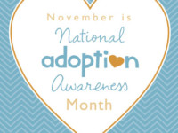 Happy National Adoption Month, 2017!
