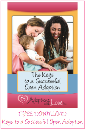 open adoption communication