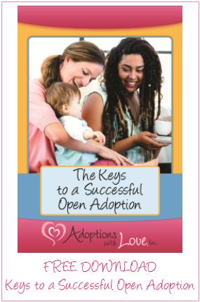 open adoption communication
