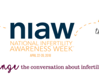 National Infertility Awareness Week is Here
