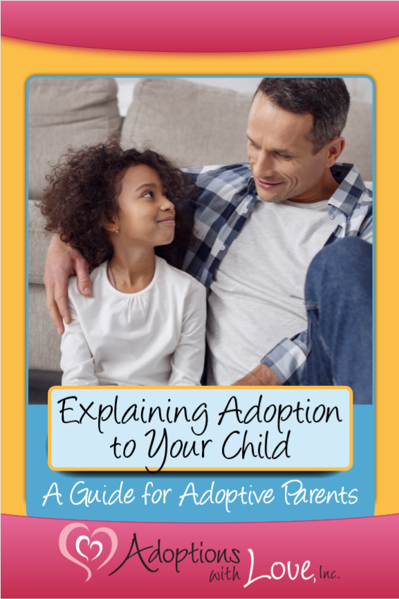 explaining adoption to a child
