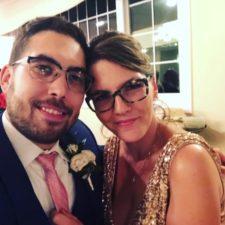 Mitch and Rebekah